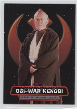 2016 Topps Star Wars: Rogue One: Mission Briefing - Heroes of the Rebel Alliance #6 - Obi-Wan Kenobi