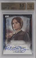 Felicity Jones as Jyn Erso /50 [BGS 9.5]