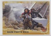 Baze Fights Back /50
