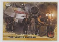 The Yavin 4 Hangar #/50