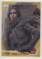 Rebel Hero Jyn Erso #/50