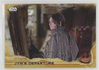 Jyn's Departure /50