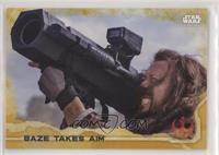 Baze Takes Aim #/50