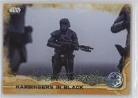 Harbingers In Black #/50