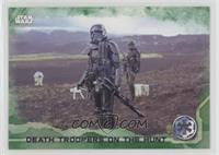 Death Troopers On the Hunt