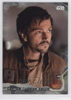 Captain Cassian Andor #/100