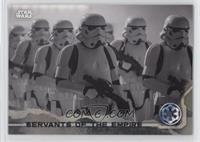 Servants of the Empire #/100