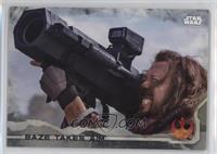Baze Takes Aim /100