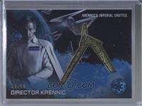 Director Krennic (Imperial Shuttle) #/50