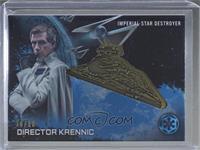 Director Krennic (Star Destroyer) #/50
