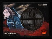 Jyn Erso (Death Star) #/1