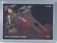 Captain Cassian Andor (U-Wing)