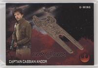 Captain Cassian Andor (U-Wing)
