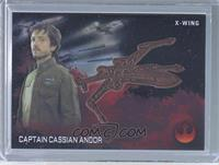 Captain Cassian Andor (X-Wing)