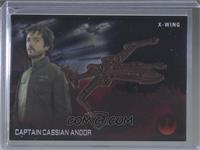 Captain Cassian Andor (X-Wing)