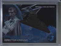 Director Krennic (Star Destroyer) [GoodtoVG‑EX]