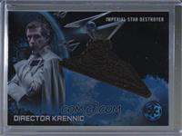 Director Krennic (Star Destroyer) [Noted]