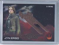 Jyn Erso (U-Wing)