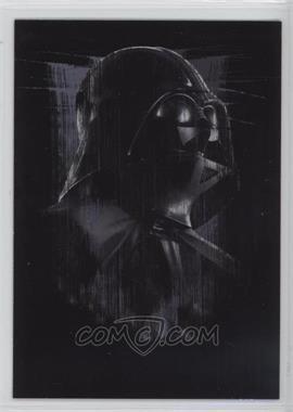 2016 Topps Star Wars: Rogue One Series 1 - Darth Vader Continuity #6 - Darth Vader