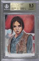 Roy Cover (Jyn Erso) /1 [BGS9.5]