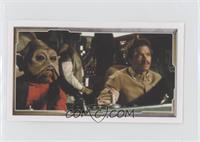 Nien Nunb, Lando Calrissian
