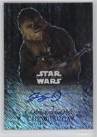 Joonas Suotamo, Double for Chewbacca #/10