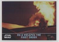 BB-8 Escapes the First Order #/99