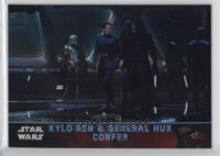 Kylo Ren & General Hux Confer #/99