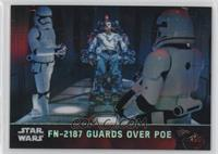 FN-2187 Guards over Poe #/99