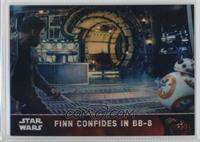 Finn Confides in BB-8 #/99