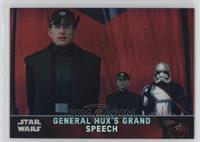 General Hux's Grand Speech /99