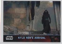 Kylo Ren's Arrival #/99