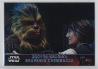 Doctor Kalonia Examines Chewbacca /99