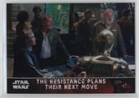 The Resistance Plans Their Next Move #/99