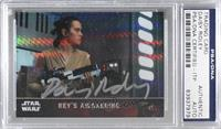 Rey's Awakening [PSA/DNA Certified Encased] #/99