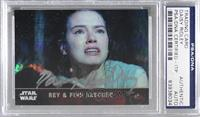 Rey & Finn Rescued [PSA/DNA Certified Encased] #/99