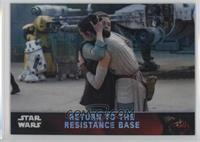 Return to the Resistance Base #/99
