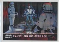 FN-2187 Guards Over Poe /10