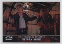 Han Solo & Chewie Return Home /10