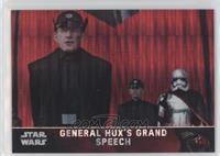 General Hux's Grand Speech #5/10