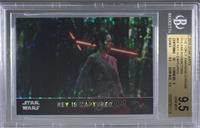 Rey is Captured [BGS9.5GEMMINT] #/10