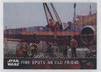 Finn Spots an Old Friend #/10