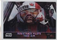 Resistance Pilots Take Aim #/10