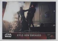 Kylo Ren Enraged