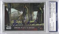 Unkar Plutt's Offer [PSA/DNA Certified Encased]