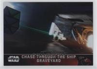 Chase Through the Ship Graveyard