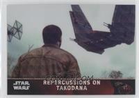 Repercussions on Takodana