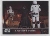 Kylo Ren's Power
