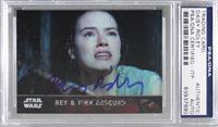 Rey & Finn Rescued [PSA/DNACertifiedEncased]