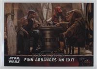 Finn Arranges An Exit